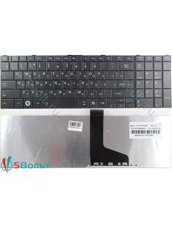 Клавиатура для ноутбука Toshiba Satellite C50 черная