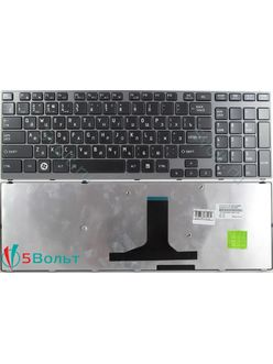Клавиатура для ноутбука Toshiba Qosmio X770, P750, P755, P770 черная