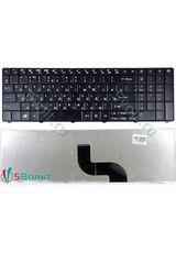 Клавиатура для Packard Bell TE11, TE11HR, TE11HC черная
