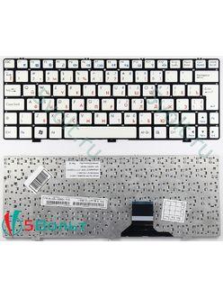 Клавиатура для ноутбука DNS 0144444, 0132917 белая