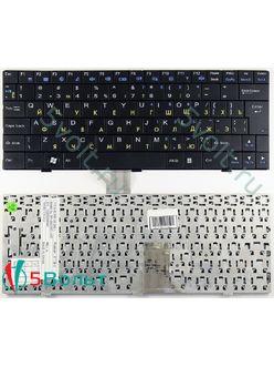 Клавиатура для ноутбука DNS M710L черная