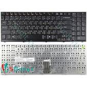 Клавиатура для DNS 0126562, 0120320, M771s черная