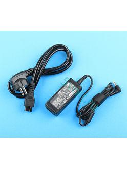 Блок питания (зарядка) для ноутбука Packard Bell 35 Ватт (19V/1.58A) 5.5*1.7мм