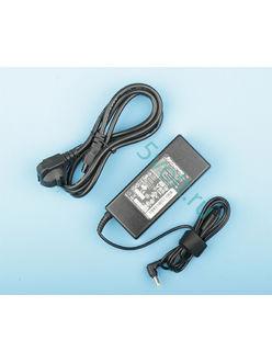 Блок питания (зарядка) для ноутбука Lenovo 90 Ватт (19V/4.74A) 5.5*2.5мм