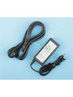 Блок питания (зарядка) для ноутбука Samsung 60 Ватт (19V/3.16A) 5.0*3.0мм