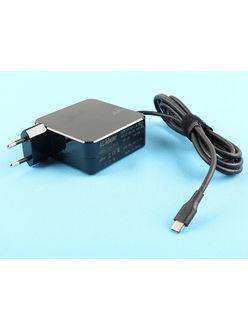 Блок питания (зарядка) для ноутбука Dell 65 Ватт (20V/3.25A) USB Type-C