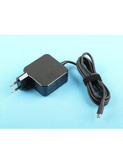 Блок питания (зарядка) для ноутбука Dell 45 Ватт (20V/2.25A) USB Type-C
