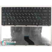 Клавиатура для Packard Bell NM85, NM86, NM87 черная