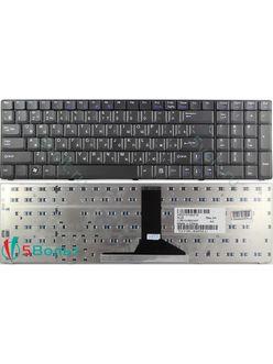 Клавиатура для ноутбука eMachines G520, G620, G720 черная
