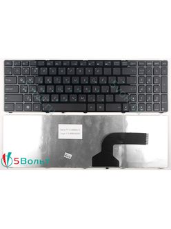 Клавиатура для ноутбука Asus K52, K52J, PRO5IJ черная