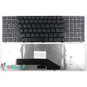 Клавиатура для Asus F52, F90, P50, X5, X5Di черная