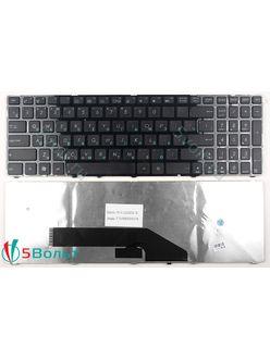 Клавиатура для ноутбука Asus F52, F90, P50, X5, X5Di черная