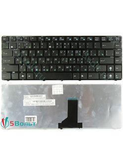 Клавиатура для ноутбука Asus U30, U31, U35 черная