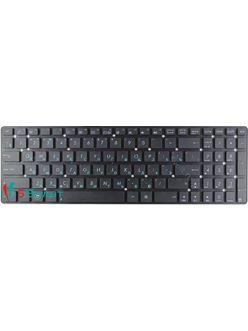 Клавиатура для ноутбука Asus U57, R500, R700 черная