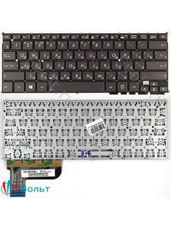 Клавиатура для ноутбука Asus Zenbook UX21A черная