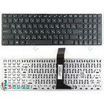 Клавиатура для Asus X552C черная