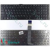 Клавиатура для Asus K56 черная