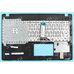 Клавиатура для ноутбука Asus F551M черный топкейс