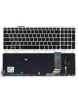 Клавиатура для ноутбука HP Envy 17-j100 серии черная с подсветкой