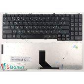 Клавиатура для Lenovo B550, B560, V560 черная