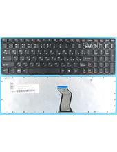 Клавиатура для Lenovo G570, G575 черная