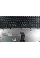 Клавиатура для Lenovo Z580, Z585 черная