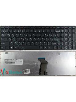 Клавиатура для ноутбука Lenovo N580, N585 черная