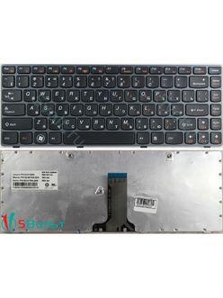 Клавиатура для ноутбука Lenovo B470, B475 черная