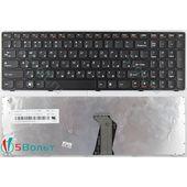 Клавиатура для Lenovo B570, B570e, B575 черная