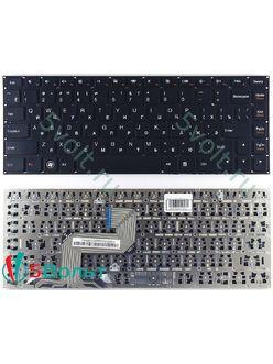 Клавиатура для ноутбука Lenovo IdeaPad U400, U400s черная