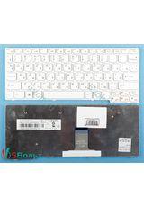 Клавиатура для Lenovo IdeaPad S10-3s, S10-3 белая