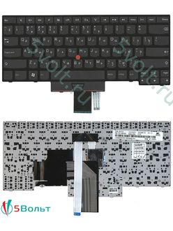 Клавиатура для ноутбука Lenovo Thinkpad Edge E325 черная