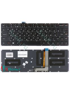Клавиатура для ноутбука Lenovo Yoga 3 Pro 13 с подсветкой