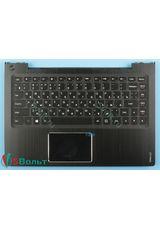 Клавиатура для Lenovo IdeaPad U330, U330p черный топкейс