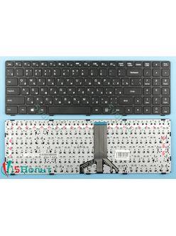 Клавиатура для ноутбука Lenovo 100-15IBD черная
