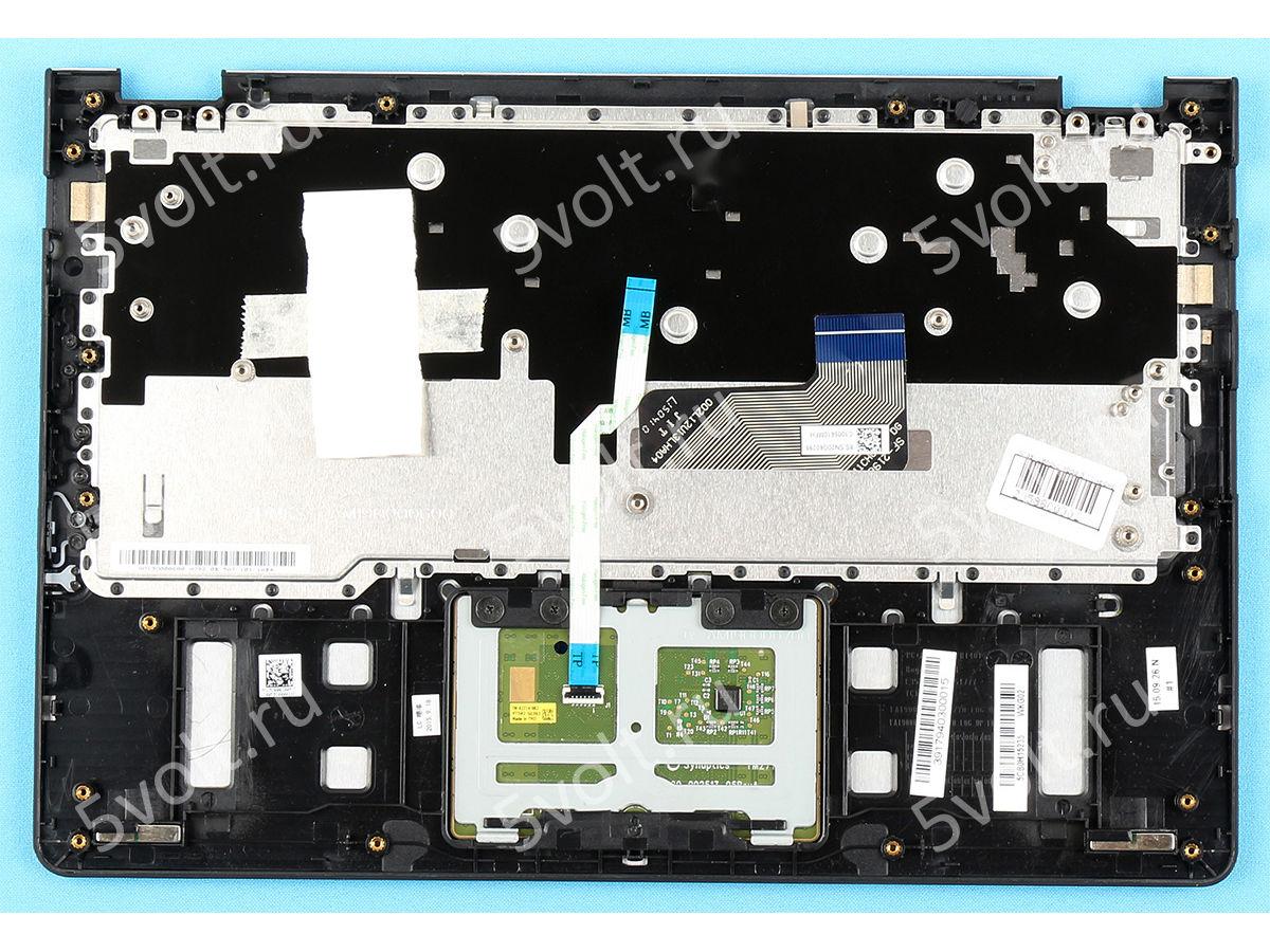 Клавиатура для Lenovo Yoga 3 11 черный топкейс