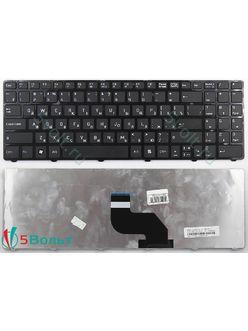 Клавиатура для ноутбука MSI A6400, CR640 черная