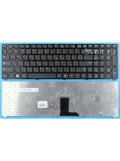 Клавиатура для ноутбука Samsung R780, NP-R780 черная