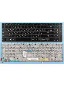 Клавиатура для ноутбука Samsung 700Z7C, NP700Z7C черная