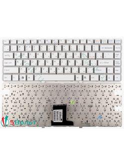 Клавиатура для ноутбука Sony Vaio VPCEA, VPC-EA серии белая