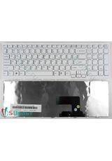 Клавиатура для Sony PCG-61511V белая
