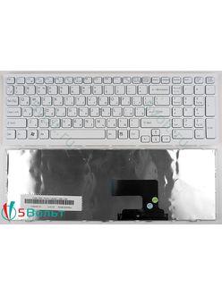 Клавиатура для ноутбука Sony PCG-61511V белая