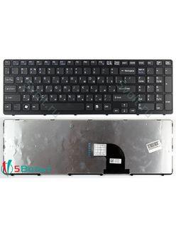 Клавиатура для ноутбука Sony Vaio SVE15, E15 серии  черная