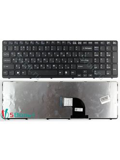 Клавиатура для ноутбука Sony Vaio SVE151D11W, SVE151E11W, SVE151E11V черная