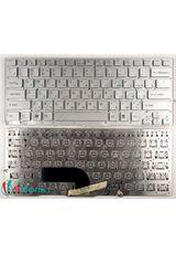 Клавиатура для Sony PCG-41211V серебристая