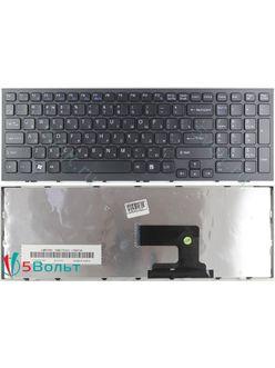 Клавиатура для ноутбука Sony Vaio VPCEH, VPC-EH серии черная