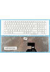 Клавиатура для Sony VPCEJ, VPC-EJ серии белая