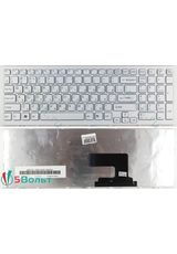 Клавиатура для Sony VPCEH, VPC-EH серии белая