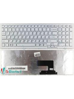 Клавиатура для ноутбука Sony PCG-71811V белая