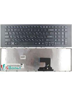 Клавиатура для ноутбука Sony Vaio VPCEJ, VPC-EJ серии черная